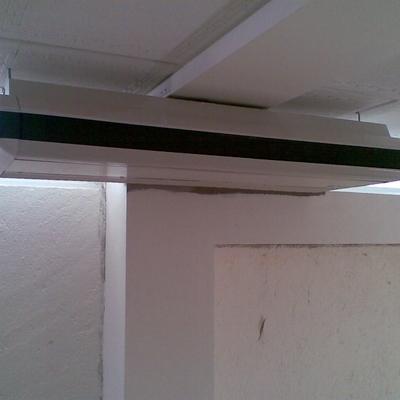 minisplit (piso-techo)