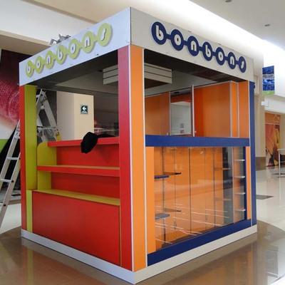 Mobiliario Fabrica Exhibidores