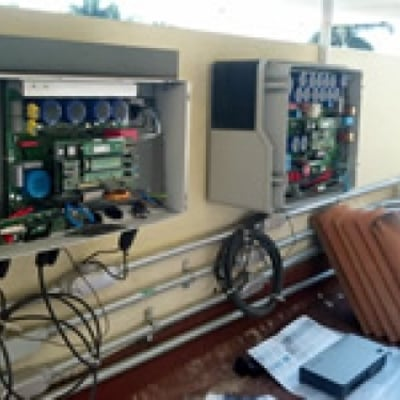 Monitoreo Producción Paneles Solares