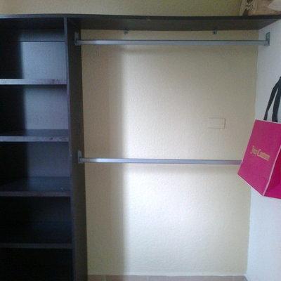 Mover closet