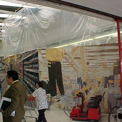 Carrefour Remodelacion a tienda abierta