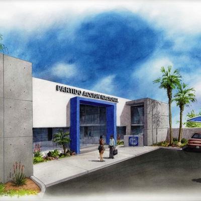 Oficinas Estatales del PAN en Baja California (Mexicali, B.C)