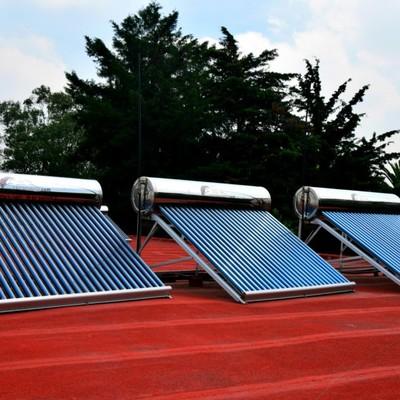 Mantenimiento a Calentadores Solares al sur de CDMX