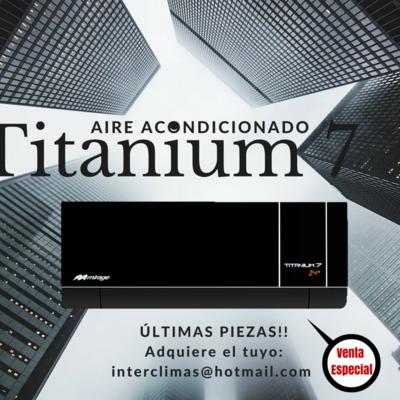 Mirage Titanium 7