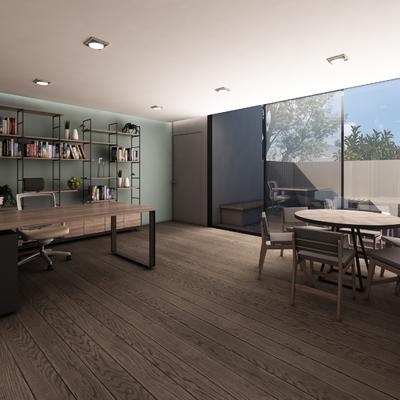 Oficina dentro de Casa habitación