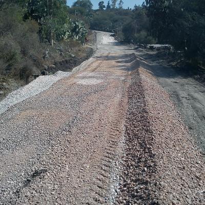 ONSTRUCCION DE CAMINOS Y TERRACERIAS
