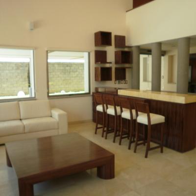 Diseño de interiores y acabados