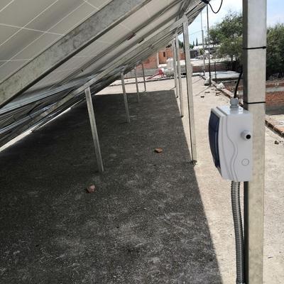 Gabinete de protección de corriente directa