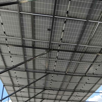 Estructura de soporte instalacion de Paneles Solares