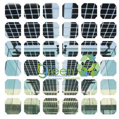 Panel Traslucido Foto Voltaico