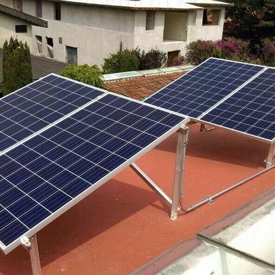 Panels Solares Pedregal
