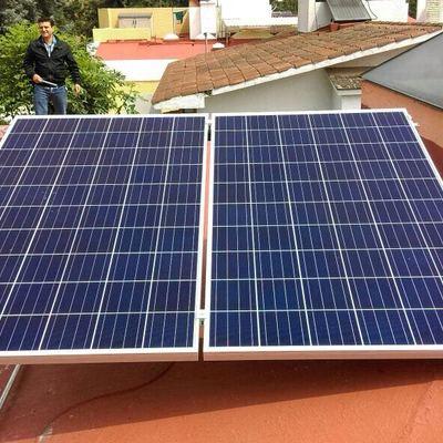 Paneles Solares Pedregal