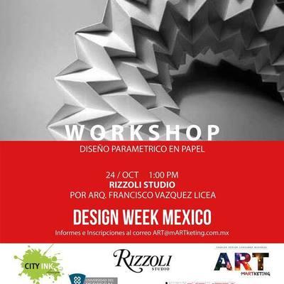 WORKSHOP Design Week México