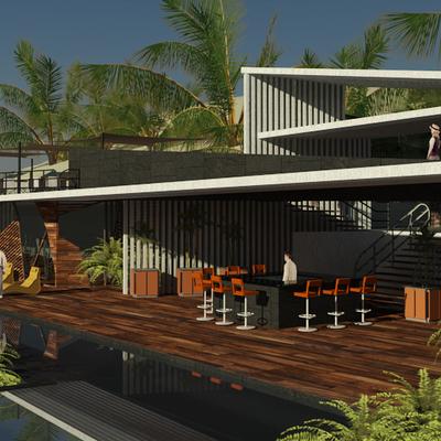 Proyecto casa club (LOS CABOS)