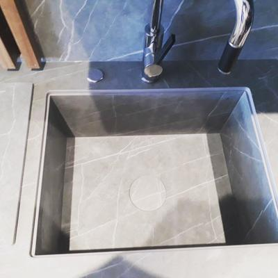 lavabo cuadrado