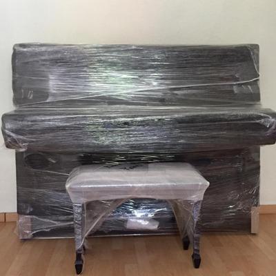Protección y Embalaje de Piano