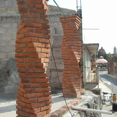 pilares tipo espiral
