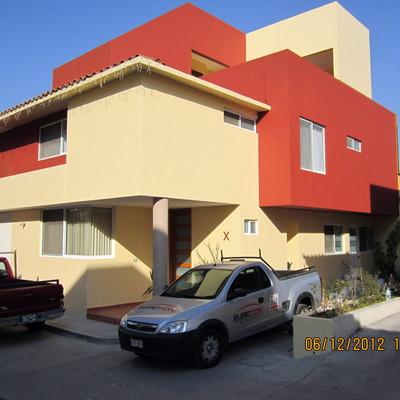 precio pintar exterior casa