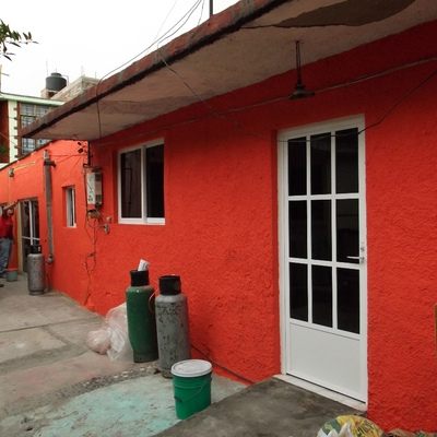 Pintura de Casa Habitacion