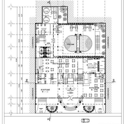 Isometrica naucalpan de ju rez for Que es un plano arquitectonico