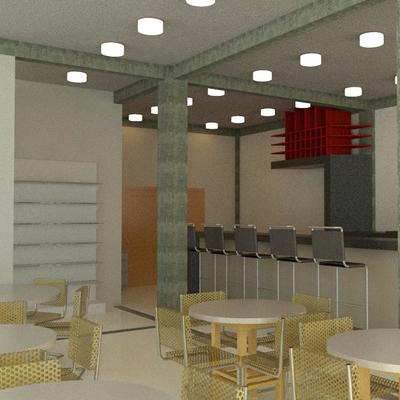 Diseño interiores Comercio
