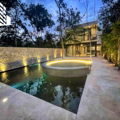 Small house project in Tulum