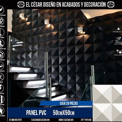 Panel PVC Modelo A1