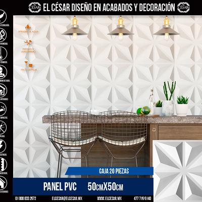 Panel PVC Modelo B2