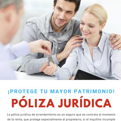 PÓLIZA JURÍDICA