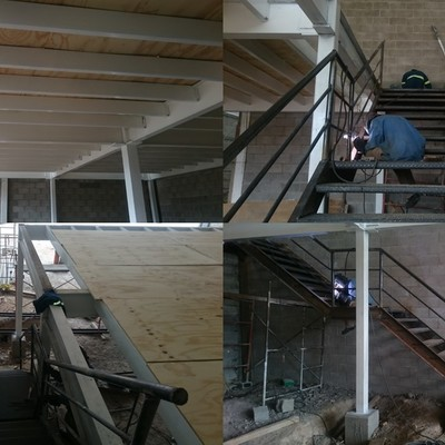 Remodelacion de local comercial