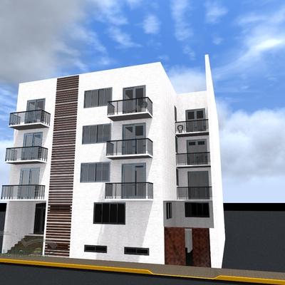 propuesta edificio de departamentos