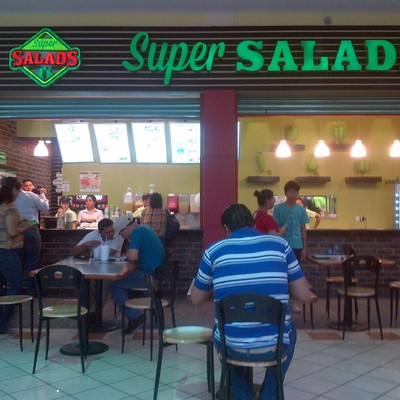 Proyecto Comercial - Super Salads