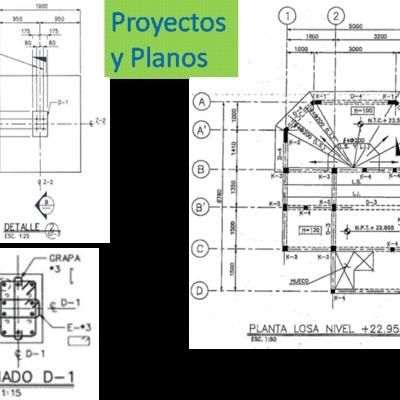 Proyectos y Planos