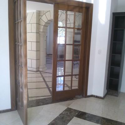 puerta de comunicación