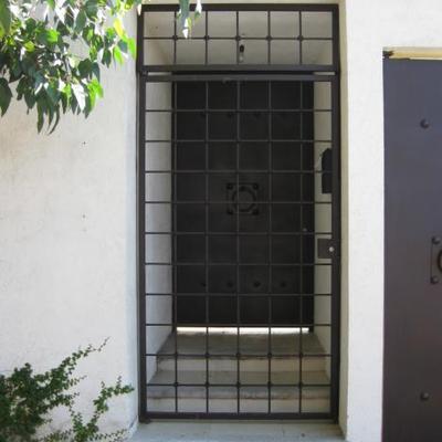 Puerta de proteccion