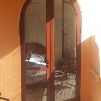 Puerta en Arco