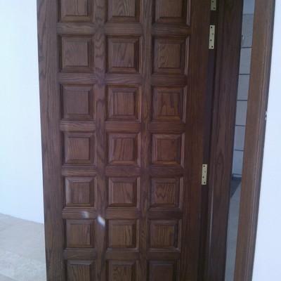 puerta para recamaras, diseño por nosotros
