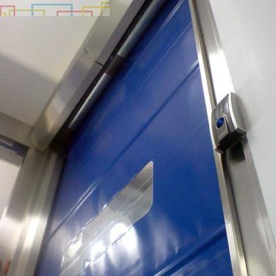 Puertas de Acero Inox, para Farmaceuticas