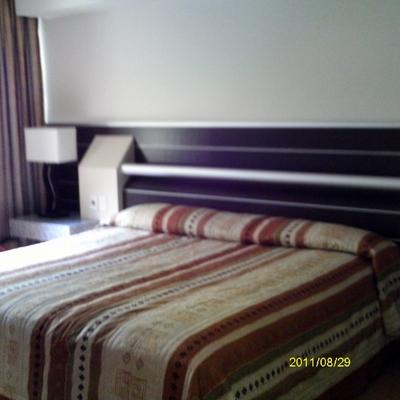 RECAMARA DE HOTEL.