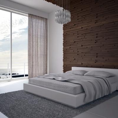 Recamara - Diseño de interiores e infografía