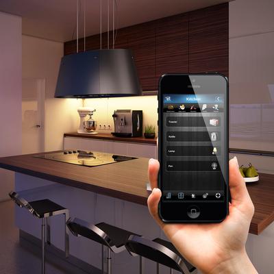 Automatización de luces y electrodomésticos