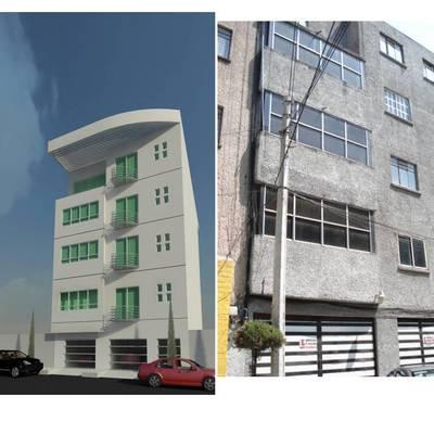 remodelacion de edificio