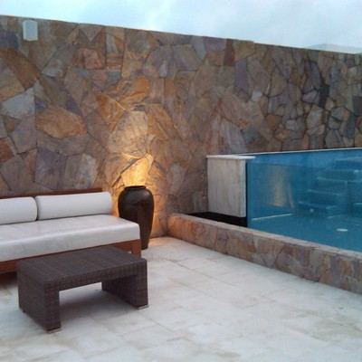 Remodelación de Penthouse y terraza, Torre Emerald - Cancún