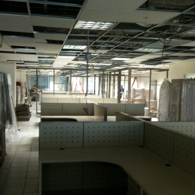 Remodelación Edificio.