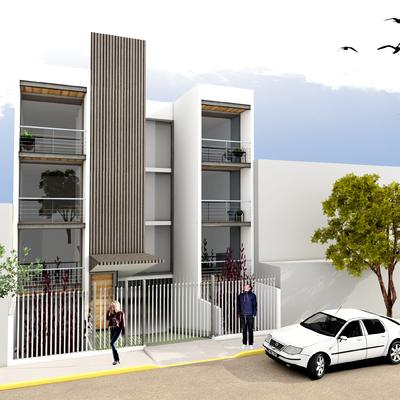 Edificio departamentos 002