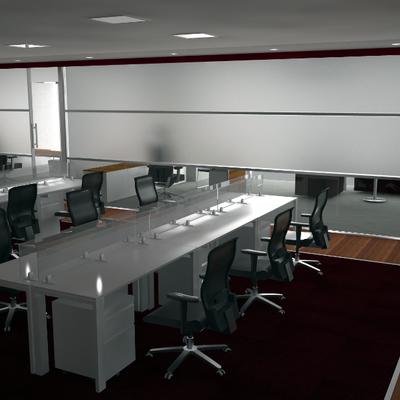 Render Propuesta Arquitectónica Coporativo 1