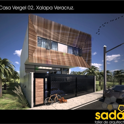 Caha medio residencial 250 m2