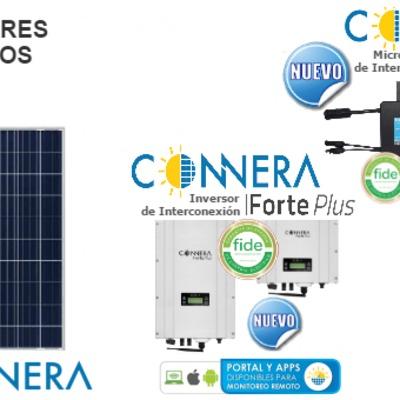 Equipos y accesorios fotovoltaicos