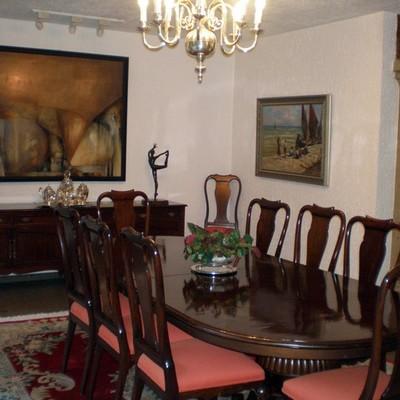 Restauración de muebles de madera y pintura