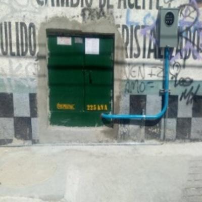 SUBESTACIONES ELECTRICAS TIPO PEDESTAL
